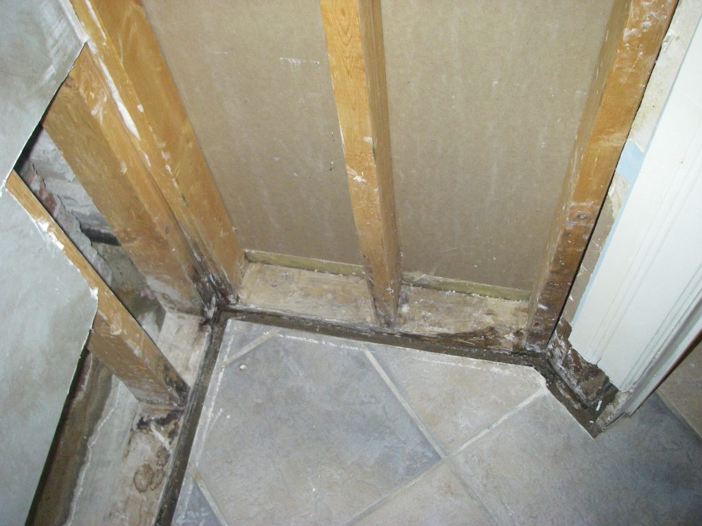 water damage water removal